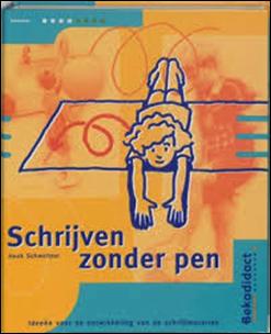 Schrijven zonder pen